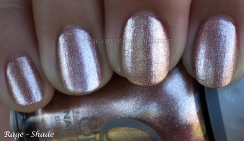 Orly Rage Shade