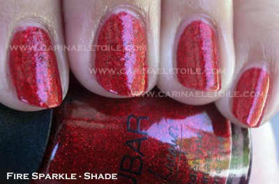 Nubar Fire Sparkle Shade