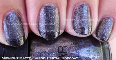 Nubar Midnight Matte Shade