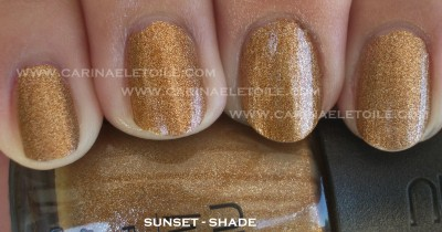 Nubar Sunset Shade