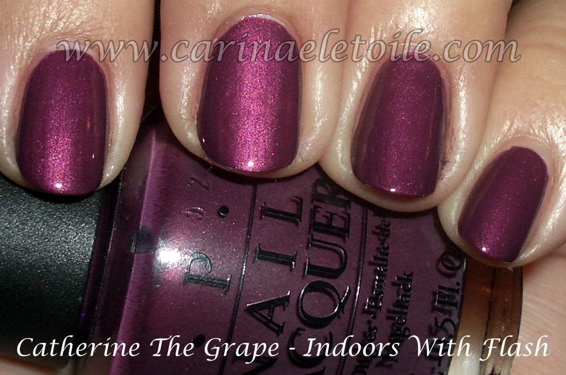 OPI – Vodka and Caviar and Catherine The Grape | Carinae L\'etoile\'s ...