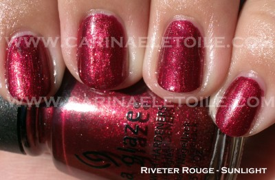CG Riverter Rouge Sunlight