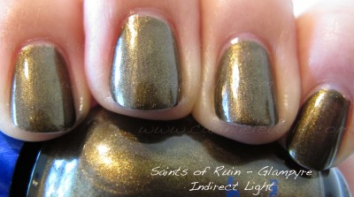 BB Couture Saints of Ruin Glampyre Light