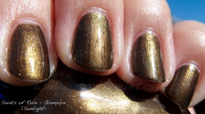 BB Couture Saints of Ruin Glampyre Sunlight