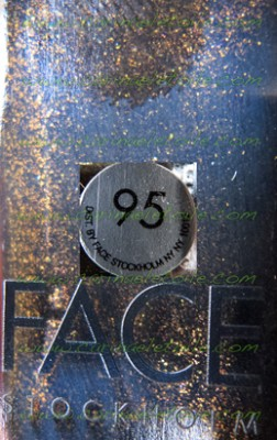 Face Stockholm 95 Label