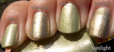 Revlon Golden Charm Punk Sunlight