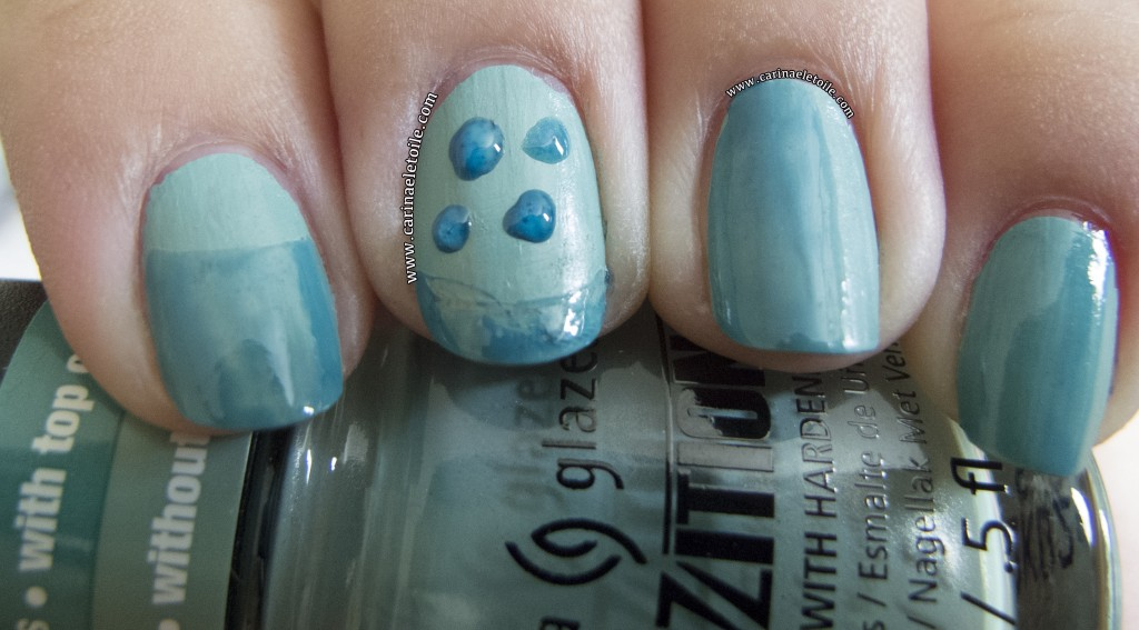 China Glaze Tranzitions Duplicityy