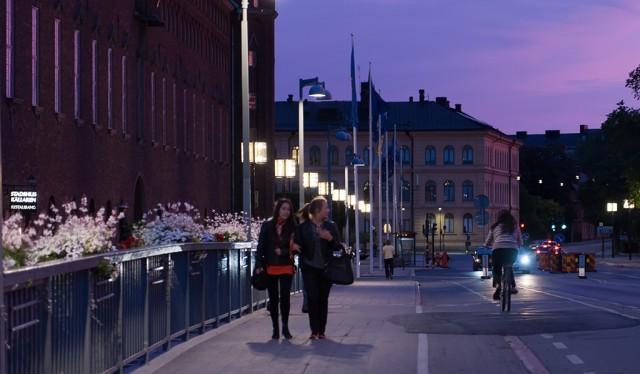 Bridge by City Hall